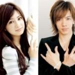 DAIGO北川景子にプロポーズで結婚へ!LADY共演後に交際?