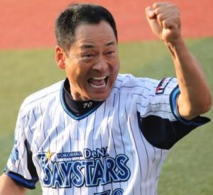 20140923_Kiyosi_Nakahata_manager_of_the_Yokohama_BayStars,_at_Yokohama_Stadium
