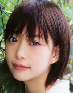森川葵-中学生時代1