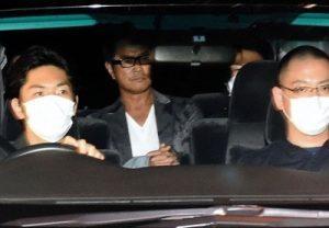 高知東生が逮捕