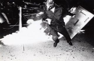 渋谷暴動事件の画像