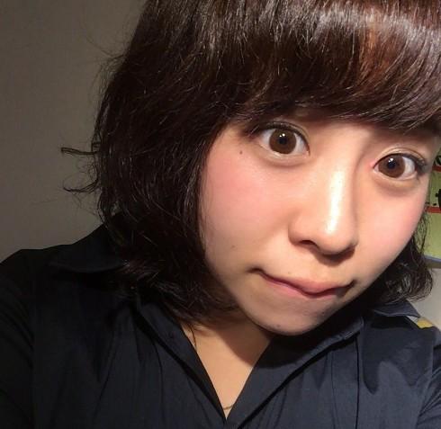 餅田コシヒカリの激やせ画像が可愛い!カップも加藤綾子に似てる?