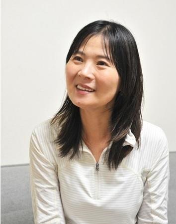 濱田美栄コーチ 画像